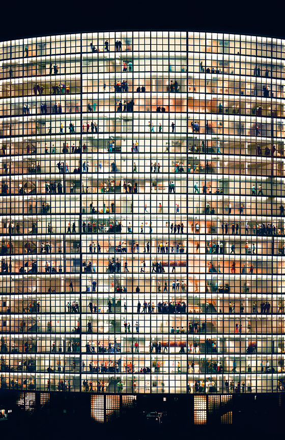 Is Andreas Gursky The Highest Priced Photographer Alive Running Out Of Ideas