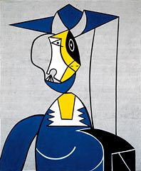 Picasso and American Art\' at the Whitney -- New York Magazine Art Review