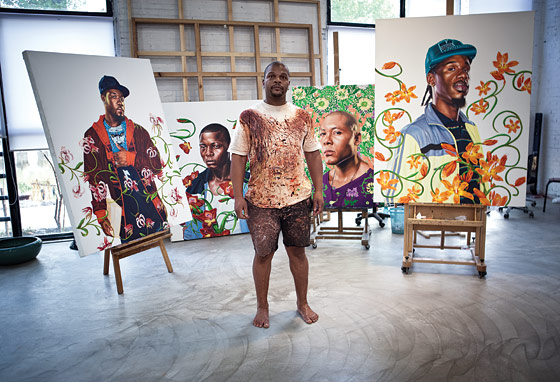 kehinde wiley - 2014 mhs ap research papers