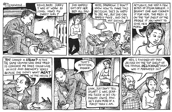 alison bechdel retires her 'dykes to watch out for' comic strip ...