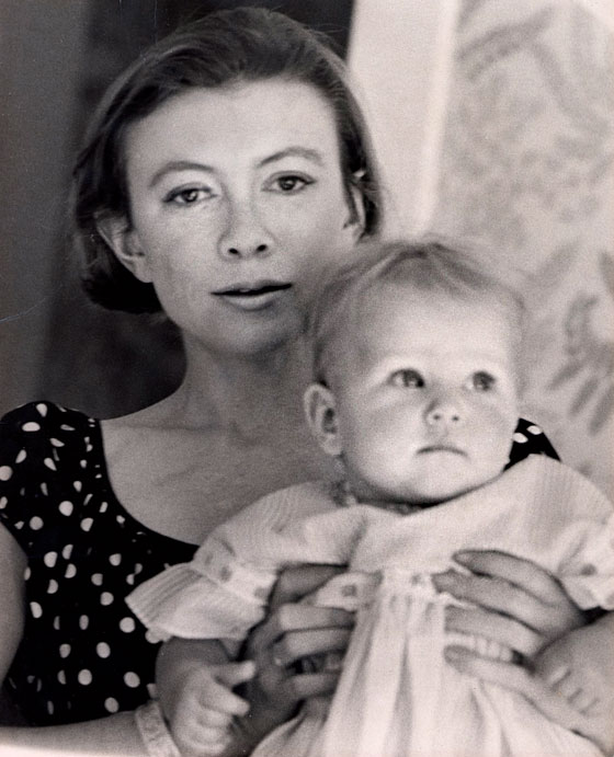 joan didion on her new memoir blue nights new york magazine  photo courtesy of joan didion