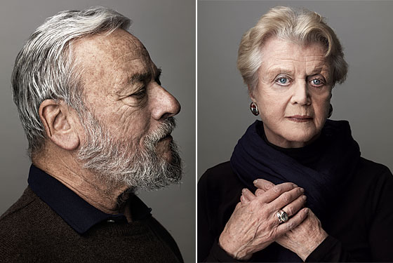 stephen sondheim old friends