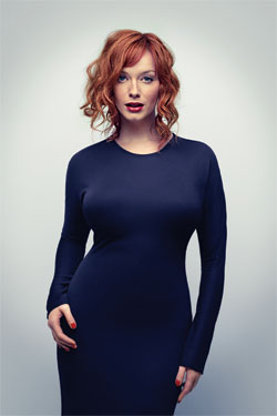Christina Hendricks, New York Magazine, (Photo: Robert Maxwell)
