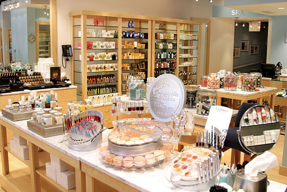 New York Magazine -- Top Five Beauty Stores