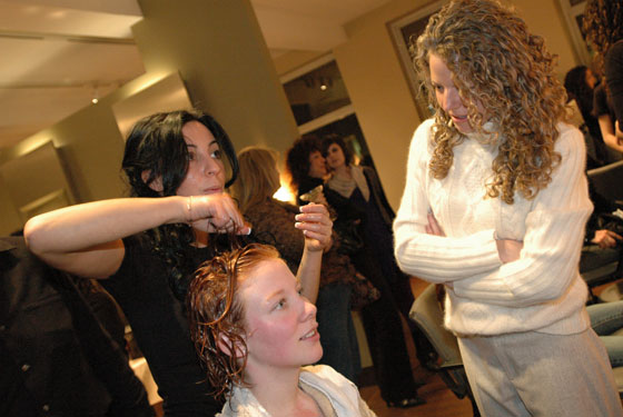 New York Magazine Top Five Salons For Curls