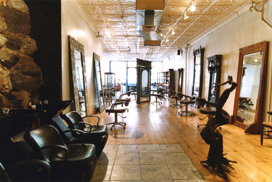 New york magazine top five ecofriendly salons and spas for Salon nature