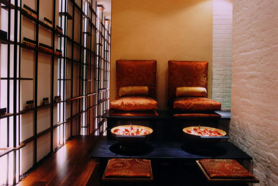 Exceptionnel Pedicure Chairs At Jin Soon Natural Hand U0026 Foot Spa On The Upper East Side.