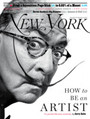 Current NY Magazine cover.