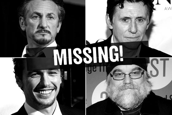 Which Actors Went Mysteriously Missing From Last Night's Golden Globes?