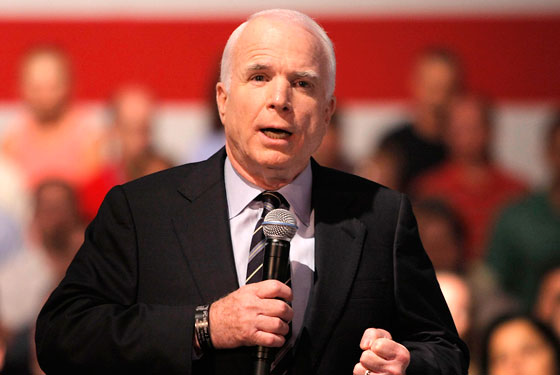 mccain