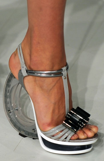 Spring 2009's Most Dangerous Shoes -- The Cut: New York Magazine's Fashion Blog :  spring 2009 magazine york 2009