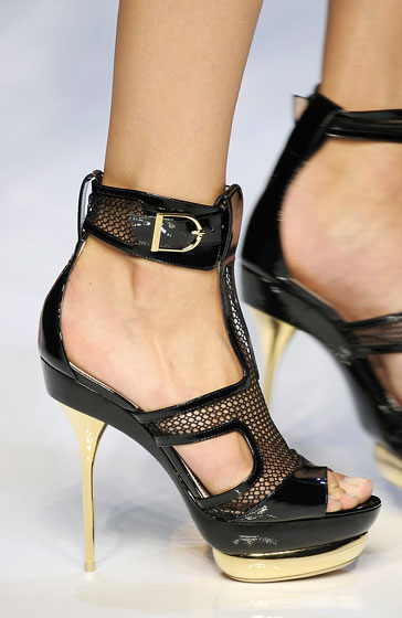 Spring 2009's Most Dangerous Shoes -- The Cut: New York Magazine's Fashion Blog :  pucci shoes sandals