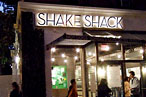 Shake Shack Opens, With Frozen Fries