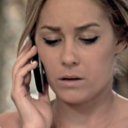 Phone a friend! LC offers up good advice to Whitney.