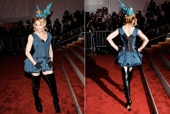 Thoughts on Madonna's Ingenious Met-Gala Outfit