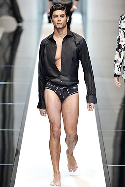 Men Fashion Shows It s all about men this week