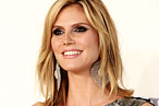 Heidi Klum Goes Cheetos-Chic