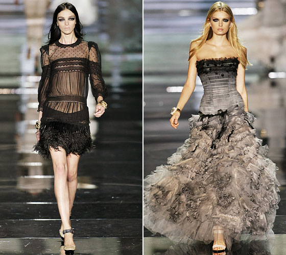 Milan's Top Looks -- The Cut: New York Magazine's Fashion Blog :  blog glamour chic milan