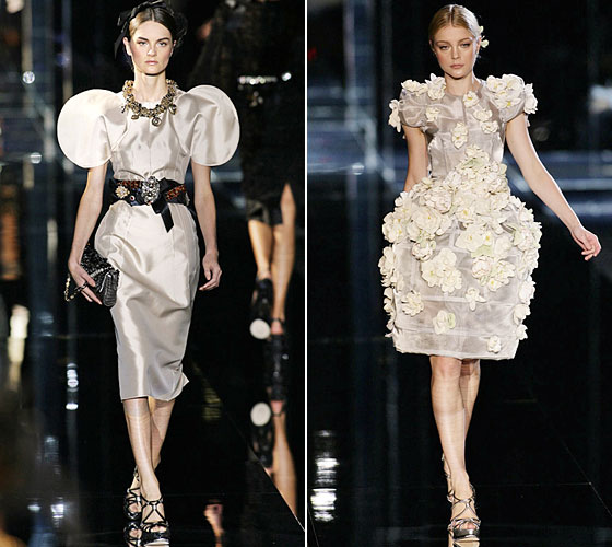 Milan's Top Looks -- The Cut: New York Magazine's Fashion Blog :  shopping trends slideshow shows