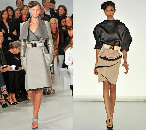 Milan's Top Looks -- The Cut: New York Magazine's Fashion Blog :  blog milan chic glamour