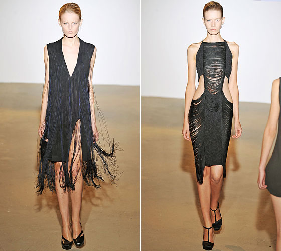 Milan's Top Looks -- The Cut: New York Magazine's Fashion Blog :  shopping trends slideshow jil sander