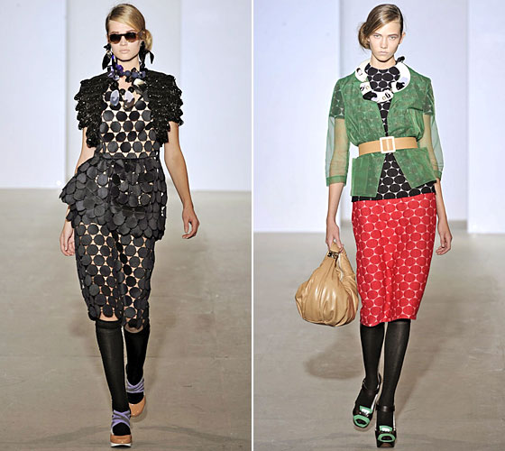 Milan's Top Looks -- The Cut: New York Magazine's Fashion Blog :  shopping slideshow fun women