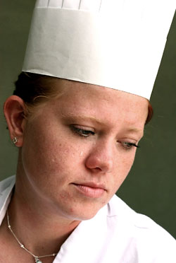 miserable chef