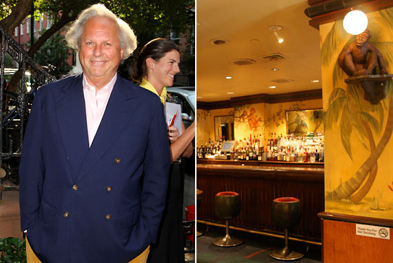graydon carter and monkey bar