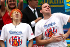 Kobayashi Loses Greatest Nathan&#8217;s Contest of All Time