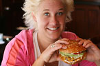 Rising Star Chef Anne Burrell Introduces Us to 'Big-Girl Soda'