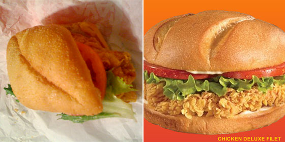 Popeyes Ruins Sandwich With Baffling 'Diamond Bread'