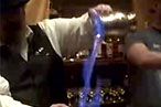 Bartenders Play With Fire, With Varying Results