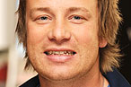 Jamie Oliver Gets Bumped
