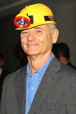Our Weird Bill Murray Sighting Was Just the Tip of the Iceberg