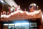 &#8216;Tis the Season: Xmas Excess at Metropolitan Fish Market