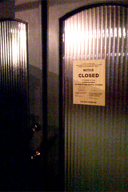 Socialista Shuttered Over Sewage Backup and Mice Droppings; Beatrice and Goldbar Also Cited for Smoking
