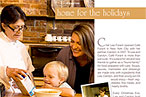 Owners Carolyn Montgomery Forant and Lea Forant in an ad from 2008.