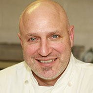 Colicchio Gets Into the Beer-Garden Game