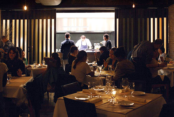 Craft's private dining room reborn as Damon: Frugal Friday.