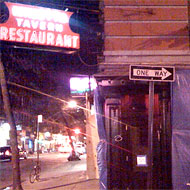 Minetta Tavern Delays Linked to Gas