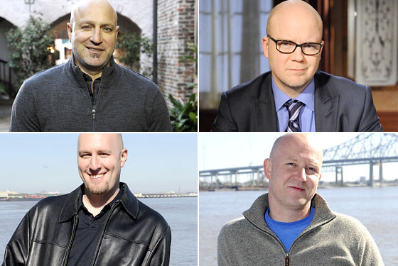 Exploring the Top Chef Baldy Conspiracy