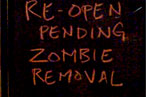 East Village Bar Visited by Reanimated Corpses (and Health Department)