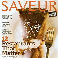 Restaurants That Matter … to Saveur