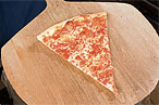 A 99 Cents Fresh Pizza slice