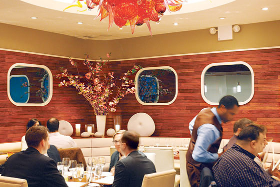 Platt Sails Into Harbour; Marea Taking Reservations