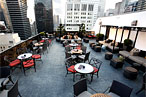 Midtown Outdoors: Gilt Gets Patio, Salon de Ning Does Brunch