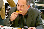 Pizza Virus Travels to Spain, Infects Greatest Chef in the World