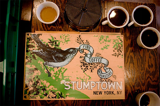 L'Asso Unleashes Stumptown, Di Fara Tribute Slice