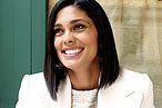 Designer Rachel Roy Hits the Polo Classic and Checks Out Hotel Griffou
