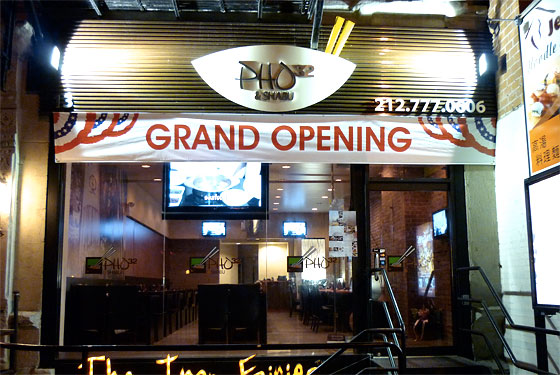 Pho My God: Newly Opened Pho 32 Will Serve Soup 24 Hours